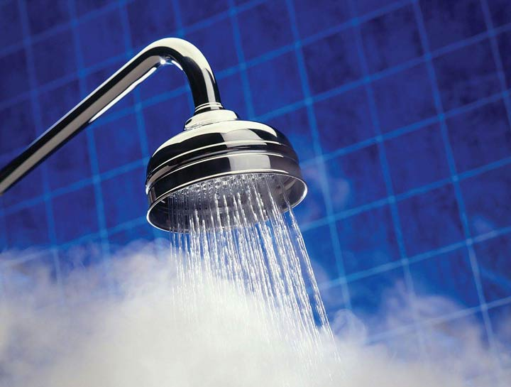 نکات کلیدی در روش صحیح حمام کردن