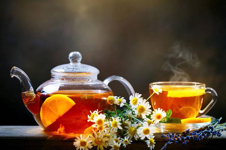 نحوه دم کردن چای خوش طعم در سرویس کریستال