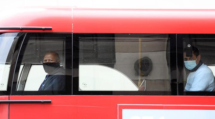 سفر با اتوبوس - پیشگیری از کرونا در سفر