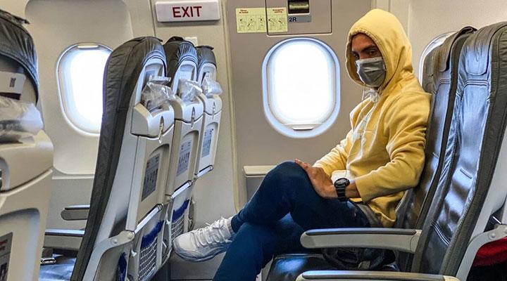 سفر با هواپیما - پیشگیری از کرونا در سفر