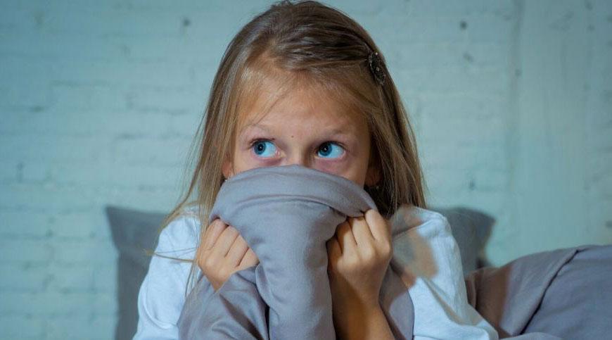 دیدن خواب بد یکی از ترس های کودکان ۵ تا ۶ سال است
