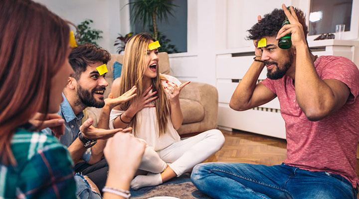 بازی دستهجمعی - تفریح در خانه در روزگار کرونایی