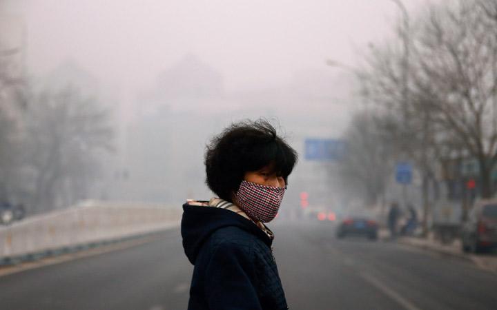 جهان در سال ۲۰۵۰ - افزایش آلودگی هوا