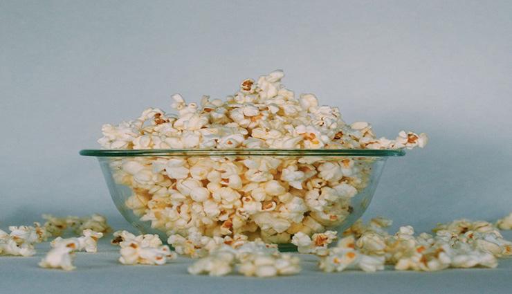 9 ماده غذایی کم کالری که به عنوان میان وعده می توان استفاده کرد