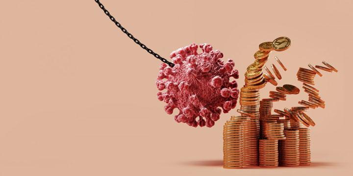 تأثیر کرونا بر مسائل مالی کسبوکارها