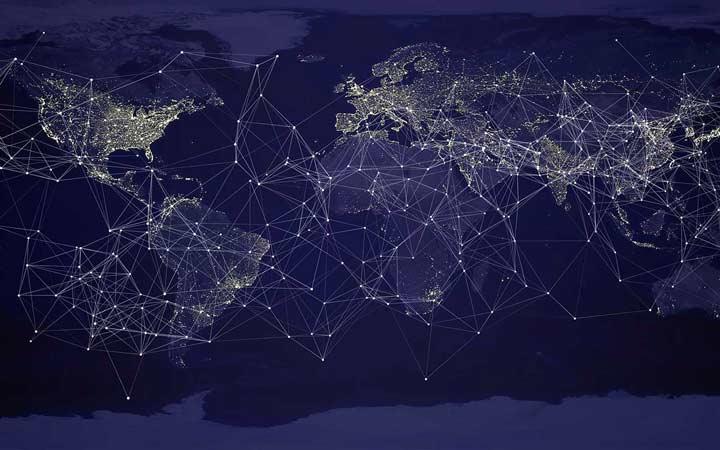 جهان در سال ۲۰۵۰ - اینترنت به هرگوشهای از جهان میرسد