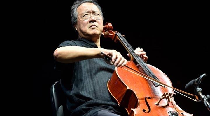 نوازنده ویولونسل مشهور دنیا ،(Yo-Yo Ma)