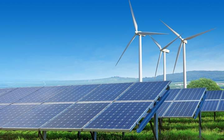 جهان در سال ۲۰۵۰ - تکیه به انرژی تجدیدپذیر