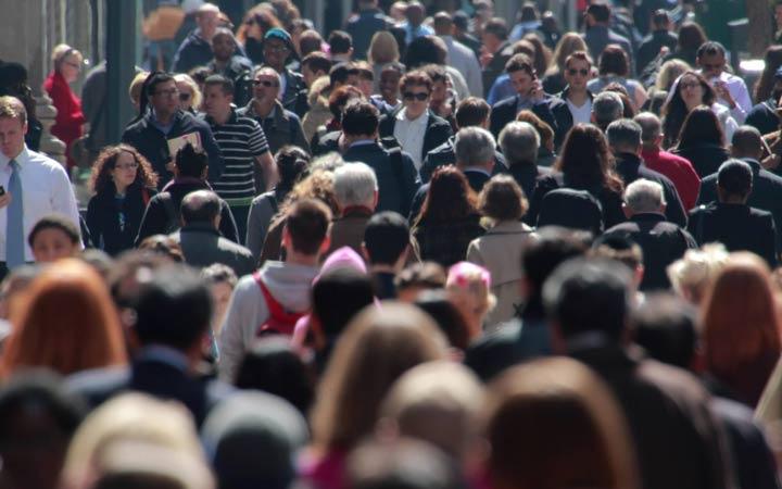 جهان در سال ۲۰۵۰ - سه برابر شدن جمعیت شهرها