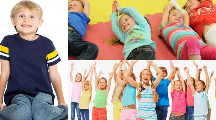بازی برای آموزش اعضای بدن به کودکان