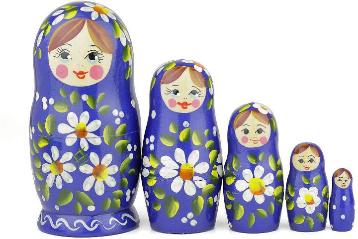 عروسکهای روسی ماتریوشکا - هدف گذاری صحیح در زندگی