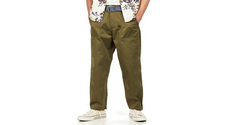 Fatigue Trousers - تاریخچه شلوار و معرفی انواع مدل های شلوار در صنعت مد