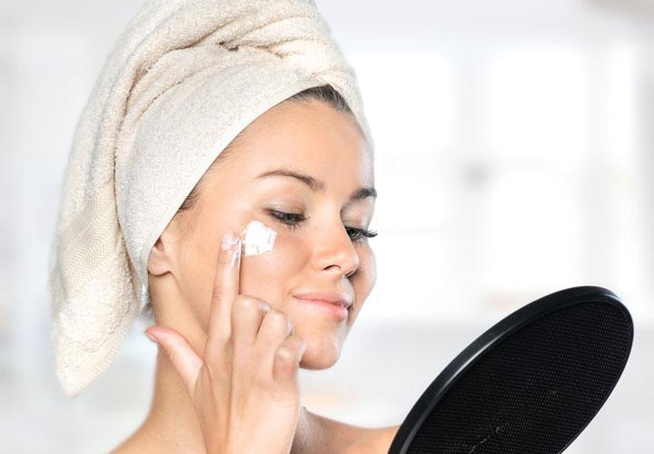 استفاده از خمیر دندان برای درمان جوش صورت