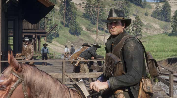 از بهترین بازی های ویدئویی ۲۰۱۰ تا ۲۰۲۰ می توان به رستگاری سرخپوست مرده 2 اشاره کرد.
