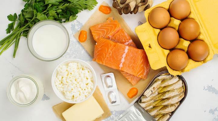 جبران ویتامین دی بدن با رژیم غذایی سالم - آیا کمبود ویتامین دی باعث افسردگی میشود