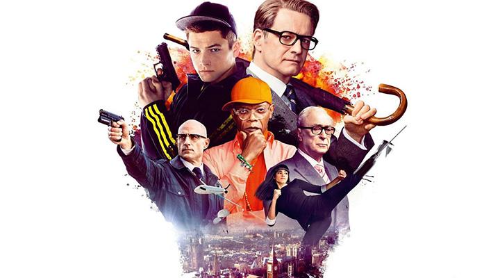 کینگزمن: سرویس مخفی از بهترین فیلم های اکشن