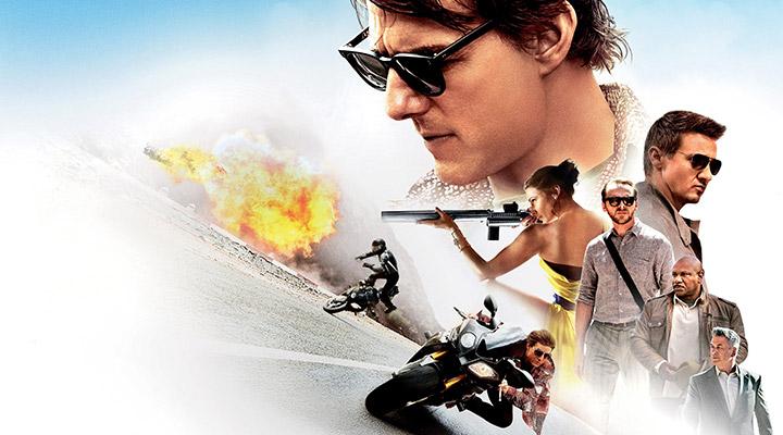 ماموریت غیرممکن از بهترین فیلم های اکشن