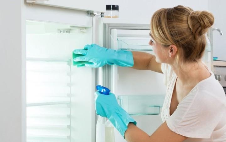 تمیز کردن داخل یخچال - تمیز کردن آشپزخانه