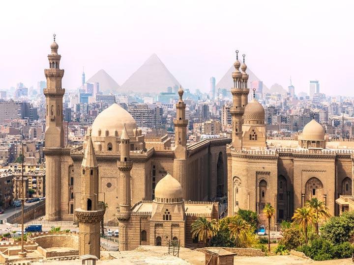قاهره از جاذبه های گردشگری قاره آفریقا