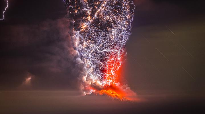 طوفان کثیف - عجیبترین جاذبههای طبیعی دنیا