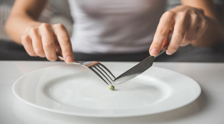 ۱۰. اختلال خوردن نوعی سبک زندگی است.