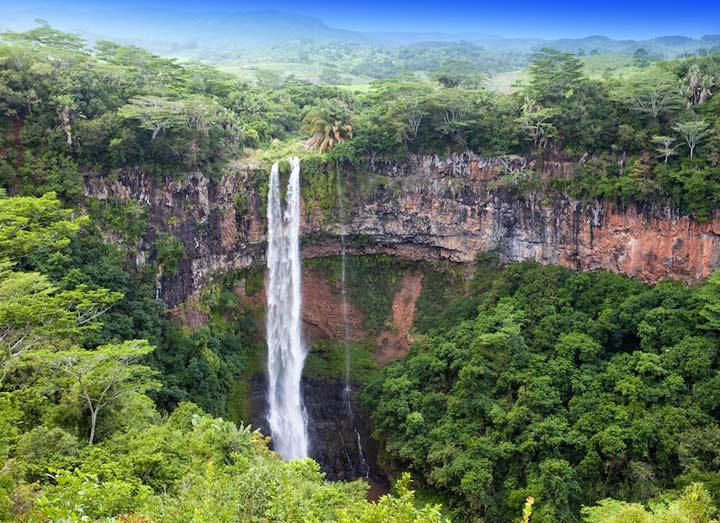 پارک ملی بلک ریور جورج از جاهای دیدنی آفریقا