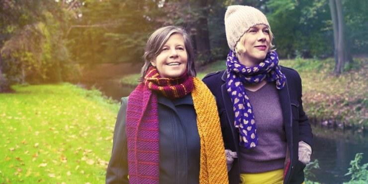 پیاده روی ، راهکار مناسبی برای سلامتی زنان در دوران کرونا