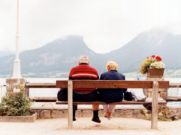 زوج سالخورده