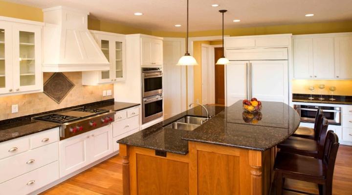رعایت فاصلهها - ایدههایی برای چیدمان زیبا در آشپزخانه
