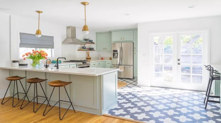 نور در آشپزخانه - ایدههایی برای چیدمان زیبا در آشپزخانه