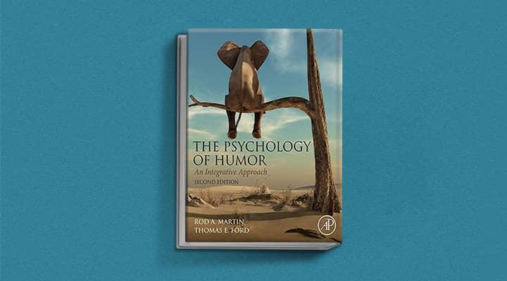 روانشناسی شوخی یکی از بهترین کتاب های روانشناسی دنیا