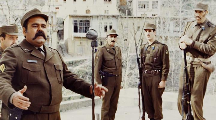 سکانسی از فیلم ای ایران
