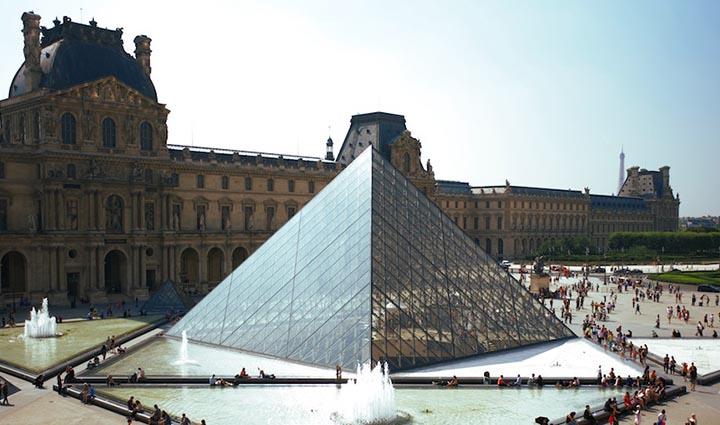 بازدید مجازی از موزه لوور فرانسه