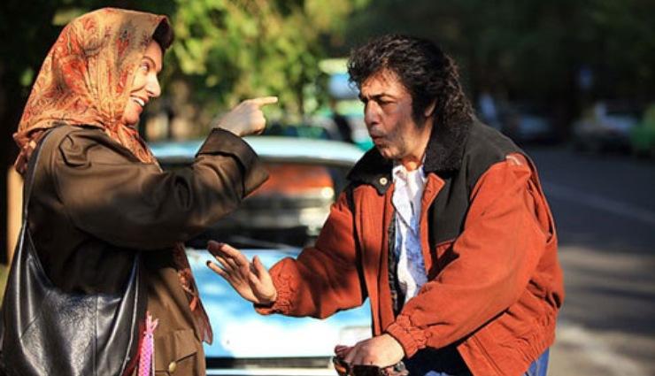 سکانسی از فیلم نهنگ عنبر - یکی از بهترین فیلم های کمدی ایرانی