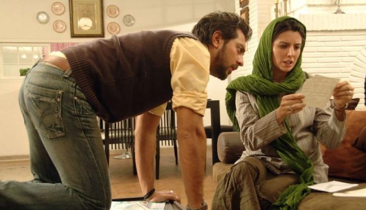 سکانسی از فیلم بی پولی - یکی از بهترین فیلم های کمدی ایرانی