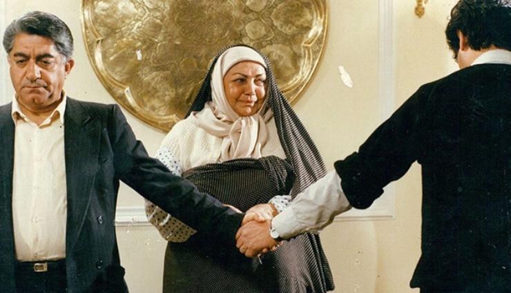 سکانسی از فیلم اجاره نشین ها - یکی از بهترین فیلم های کمدی ایرانی