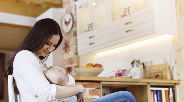 Benefits of breastfeeding for mothers - Natural ways to increase breast milk