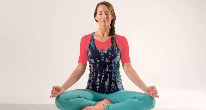 یوگا قبل از خواب - حرکت مراقبه سیدهاسانا