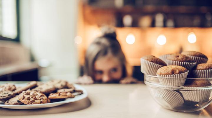 صبحانه رژیمی - برای لاغری بهتر است از مصرف غذاهای فراوری شده خودداری بکنید.