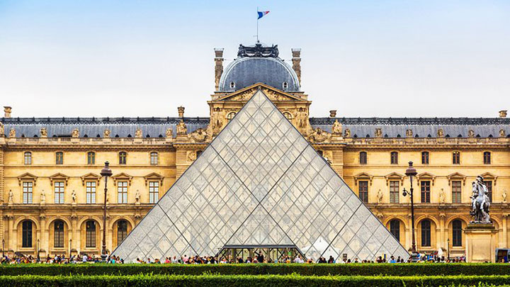 Louvre Museum of France