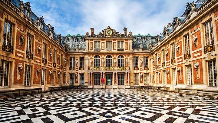 Palace of Versailles is one of the sights of France