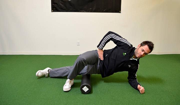 حرکات اصلاحی مناسب برای بهبود شکل پای پرانتزی