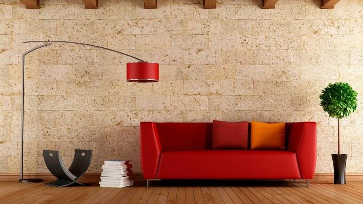 این یک اصل اولیه در دکوراسیون خانه است که هرچقدر وسایل داخل یک فضا بیشتر باشند، دیوارها کمتر دیده خواهند شد