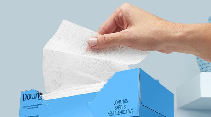 استفاده از ورقهای خشککن از روشهای تمیز کردن قابلمه سوخته است.