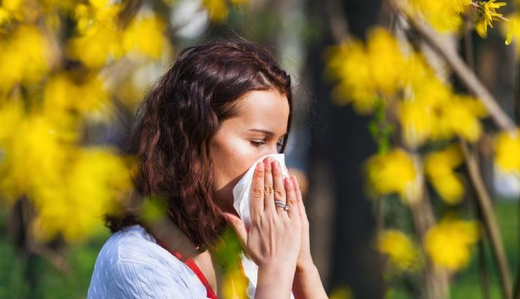 حساسیت فصل بهار نشانهها و راه مقابله با آن