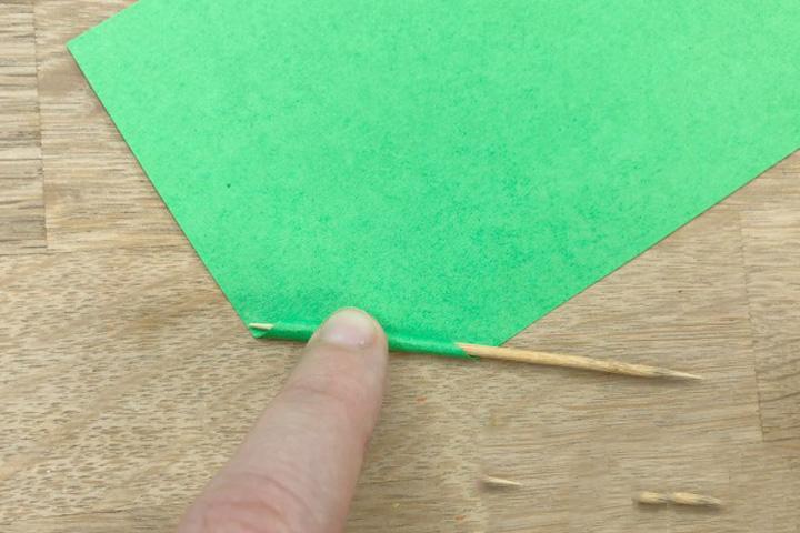 اوریگامی لاله مرله ۳