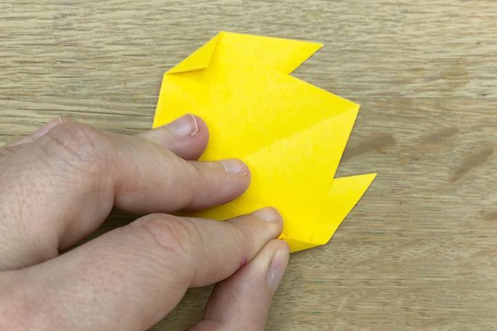 اوریگامی لاله مرله ۲