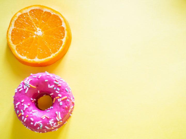 قند میوه ها - چقدر میوه بخوریم