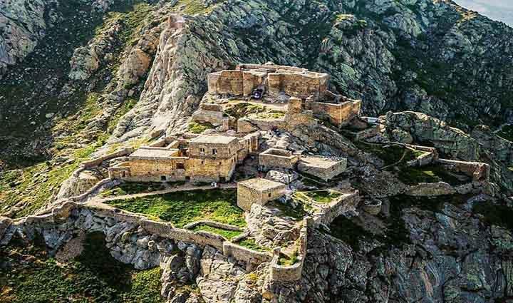 قلعه های ایران - قلعه بابک