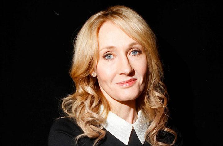 ۷. جی. کی. رولینگ (J. K. Rowling)